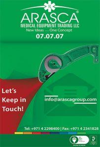 ARASCA – ny samarbetspartner i Dubai