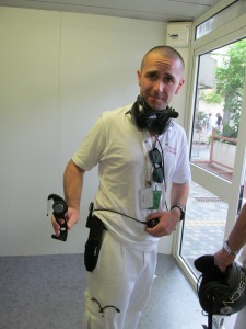 Doctor Tomas Mallet-Coste